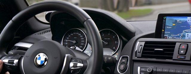 Getting Behind The Wheel